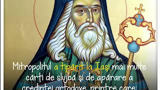 Sfântul Varlaam – apărător al dreptei credinţe și promotor al limbii române