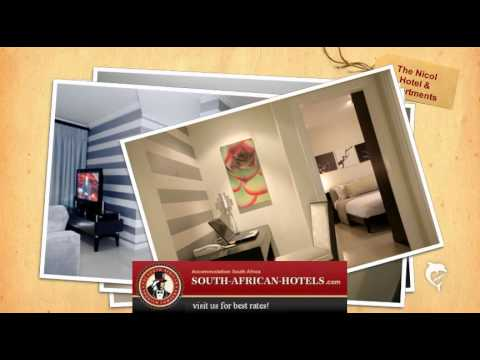 The Nicol Hotel & Apartments, Johannesburg