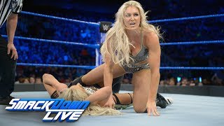 Charlotte Flair vs. Liv Morgan: SmackDown LIVE, Feb. 6, 2018