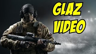 Glaz Video Operator Cinematic Unlock Video Rainbow Six Siege