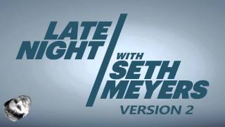 Late Night With Seth Meyers Theme - Cover