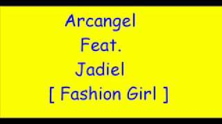 fashion girl-jadiel official video
