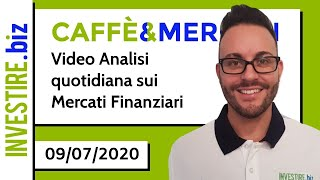 Caffè&Mercati: perchè il Nasdaq sale cosi tanto?