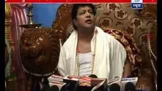 Odisha: Sarthi Baba arrested in sex scandal case width=