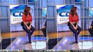Adriana Monsalve en Jeans