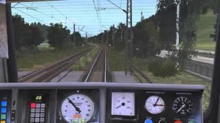 Trainz Simulator 12 M300 IC/IR 346 Bucuresti Nord - Brasov