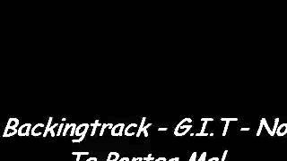 Backingtrack para Guitarra - G.I.T - No Te Portes Mal