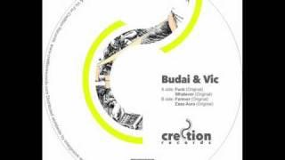 CRE002 Budai & Vic - Forever (Original mix) (Promo)