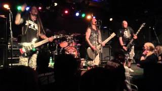 Ektomorf - Whisper (live) 3/25/16 at Joe's Grotto in Phoenix, AZ