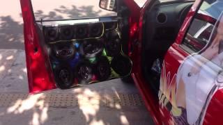 carros mix sound car