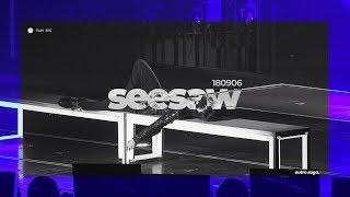 180906 Seesaw - BTS SUGA FOCUS (4K fancam)