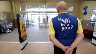 Bernie Sanders introduces the 'Stop Walmart Act'