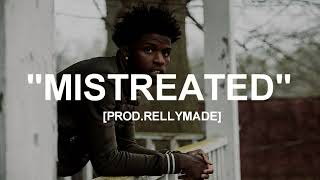 "[FREE] ""Mistreated"" NBA YoungBoy x Quando Rondo x Lil Baby Type Beat (Prod.RellyMade)"