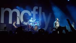 McFly; Little Joanna. Manchester - 13th September 2016. HD.