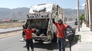 Totalmente regularizado servicio de recolección de  basura