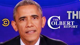 President Obama delivers