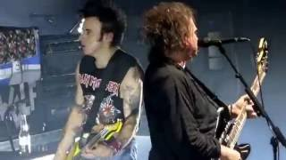 The Cure - 10.15 Saturday Night - live @ Wembley Arena, London, 1/12/2016