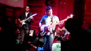 Br Blues Band live at Vinil 2016