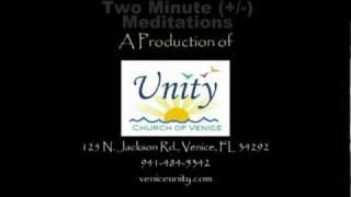 Two Minute (+/-) Meditations - Prosperity