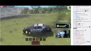 H1Z1 Ninja Gets His Car Stolen and Trolled