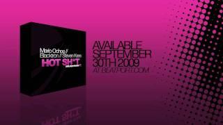 AVENUE RECORDINGS PRES: Mario Ochoa, Blacktron, Steven Kass - Hot Sh*t (AVND080)