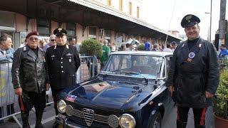 Alfa Romeo Giulia Super dei Carabinieri 1° autoraduno Città di Sanremo