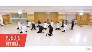 [Choreography Video] SEVENTEEN(세븐틴)-울고 싶지 않아(Don't Wanna Cry) Rearview Ver.