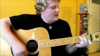 Joshua Radin - I'd rather be with you (Cover by Torge Ulke)