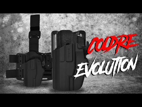 Coldre Evolution I - Paddle - Bélica Militar