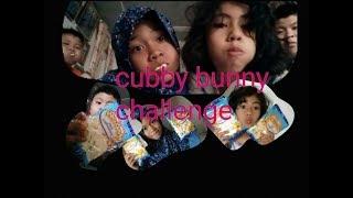 Cubby bunny - arjuna star ( challenge)