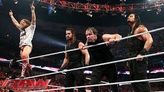 Daniel Bryan vs. Triple H - WWE World Heavyweight Championship Match: Raw, April 7, 2014 width=