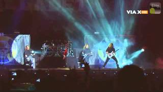 Megadeth - Symphony of Destruction [Maquinaria Festival Chile 2011] Via X
