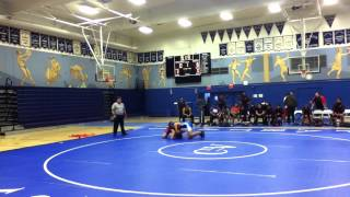 Aaron Cruz vs Castle Park 160lbs