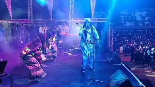 Nelson Bomba LIVE no Concerto de Tabanka Djaz em Bissau(2)