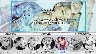 "BTS (방탄소년단) JIMIN (지민) ""Lie"" [ROM|SUBESPAÑOL LYRICS]"