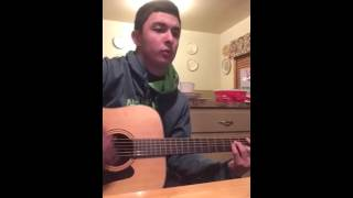 "Toby Keith - ""Courtesy of the Red, White, & Blue"" cover"