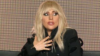 Lady Gaga on letter she read at Toronto concert