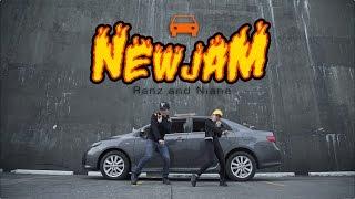 Ranz and Niana - New Jam (Lyric Video)   #NewJamChallenge