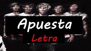CD9 Apuesta Letra