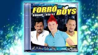 Forró Boys Vol 04 - 16 Incondicionalmente ( unconditional )