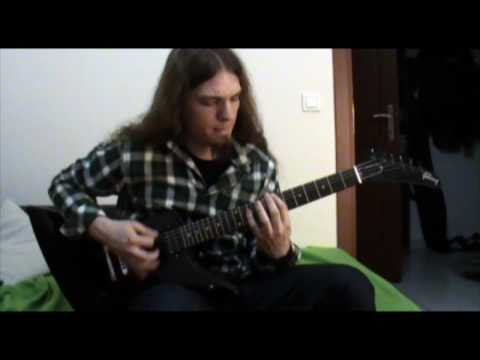 roadrunner-united-army-of-the-sun-guitar-cover-hq-giwrgos-sd