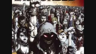 Disturbed - Ten Thousand Fists [Lyrics] [HQ]