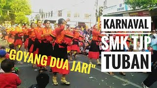 KARNAVAL  SMK TJP TUBAN 2018