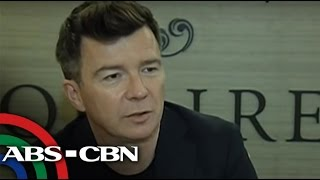 TV Patrol: Rick Astley, magtatanghal sa Pilipinas