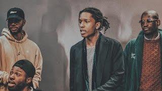 "FREE A$AP Rocky Type Beat - ""Fade"""