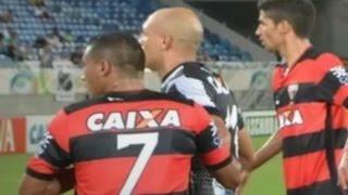 Gols, ABC 1 x 1 Atlético-GO - Brasileirão Série B 06/10/2015