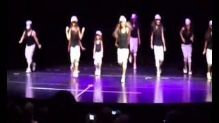 Clases de reggaeton para niñas !!!!