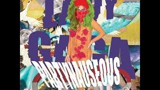 Lady Gaga- Partynauseous (Male Version) + LYRICS
