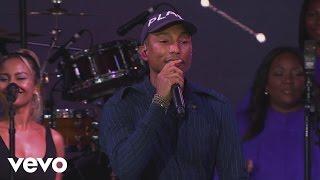 Pharrell Williams - Runnin' (Live at TIFF)