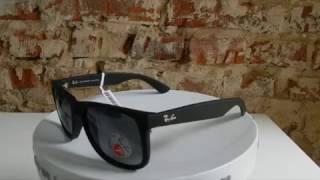 Óculos de Sol Ray-Ban Justin RB4165 622/t3 55